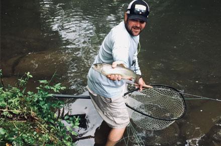 hemptown creek brook trout