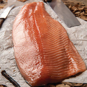 blue ridge smoked trout